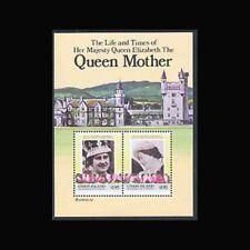 St Vincent Union Is, Sc #0210, MNH, 1985, S/S, Queen Mother, Royalty, AHIAS8Z