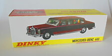 REPRO BOX DINKY n. 128 MERCEDES BENZ 600 pullman