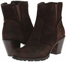 NEW $200 Womens Woolrich Kiva Boots in Java Brown Leather sz 9