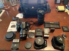 Canon Rebel T6 EOS Digital SLR Camera Mega Bundle - Black