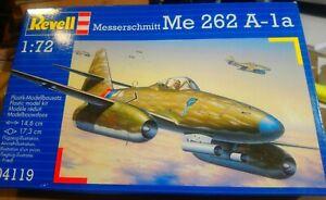 Kit Messerschmitt Me 262 A-1a Kit Revell 1/72 04119 - NUOVO