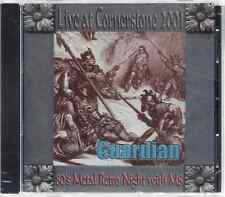 Guardian-Live At Cornerstone 2001 FREE SHIPPING Christian Metal Brand New-Sealed