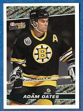 1993-94 Topps Premier Black Gold ADAM OATES (ex-mt) Boston Bruins