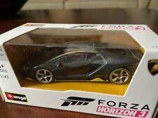 Lamborghini Centenario 1:43 Scale Forza Horizon 3 Burago