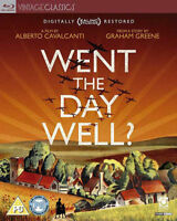Went The Day Well? Blu-Ray Nuovo (OPTBD2066)