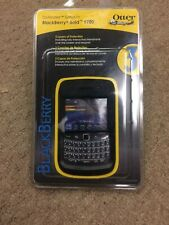 OtterBox Defender Case for Blackberry Bold 9700 in All Black, Case Only No Clip