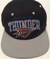 Oklahoma City Thunder Mitchell & Ness OKC NBA Adjustable Snapback Cap