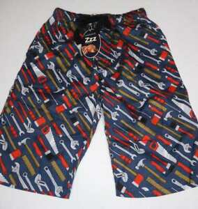 NEW WITH TAGS MENS PETER ALEXANDER TOOL SLEEP SHORTS