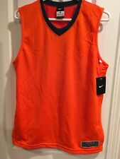"""NEW """"NIKE ELITE"""" BASKETBALL JERSEY OFFICIAL LICENSED COLLEGIATE PRODUCT YOUTH XL"""