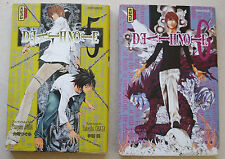 DeathNote T 5 & T 6 Tsugumi OHBA & Takeshi OBATA éd Kana