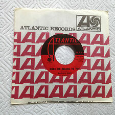 Barbara Lewis - Make Me Belong To You - Girls Need Loving Care - 45 RPM Record