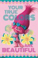 TROLLS MOVIE - TRUE COLORS POSTER - 22x34 - POPPY 14401