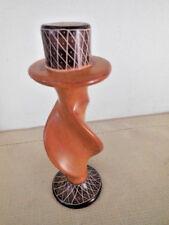 Hand Carved Soapstone Candle Holder - Kenya, East Africa- Decorative