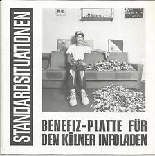 STANDARDSITUATIONEN GERMAN EP KINA/INFLUENZA/DISCARGA VIOLENTA/SUICARIA 1992
