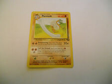 POKEMON CARDS: 1x TCG Marowak-Jungle-NON Comune-39/64-ING Inglese x1