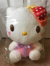 """Hello Kitty LARGE 15"""" Candy Plush JAPAN Edition - From Sega UFO Claw Game"""