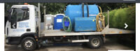 2012 Iveco 7.5t Auto Portable Toilet Service Truck Gully Tanker