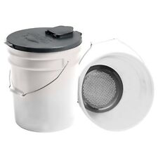 Pellet Storage Lid & Filter Kit (5 Gallon bucket not included)