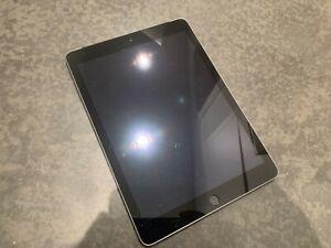 Apple IPAD Gen 5 5th Gen 32GB Wifi + Cellulaire MP1U2LL/A - État A