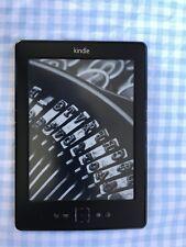 "Amazon Kindle DO 1100 4th Generation 6"" WiFi"