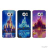 Disney Castle Case/Cover for Samsung Galaxy S6 / Screen Protector / Soft Gel TPU