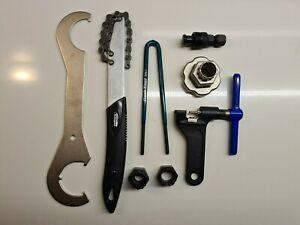 Park tool lezyne bbb bike tool set (8 pieces)