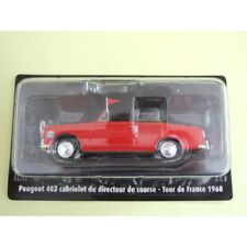 PEUGEOT 403 DU DIRECTEUR DE COURSETour De France 1960 NOREV pour ATLAS 1:43