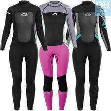 Osprey Origin Womens 3/2mm Neoprene Wetsuit Full Length 3mm Ladies Surf Kayak