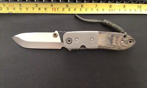 Farid Mehr Custom Folding Knife