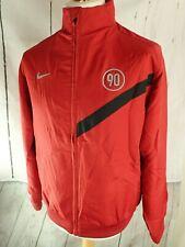 NIKE Total90 Full Zip Football Soccer Total 90 Training Jacket - Size Medium