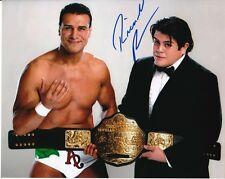 Ricardo Rodriguez Autographed 8x10 Photo SIGNED WWE WCW Del Rio TNA