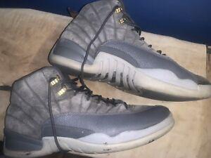 jordan 12 grey