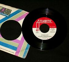 "THE DON HARRISON BAND ""SIXTEEN TONS/Same"" ATLANTIC 3323 (1976) PRO 45 HUEY LEWIS"