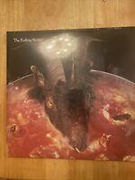 Rolling Stones Goats Head Soup Limited Edition Clear Vinyl 2 LP Set Still Sealsd