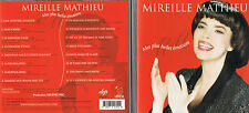 Mes Plus Belles Emotions by Mireille Mathieu (Canada-2006,) CD BRAND NEW #111