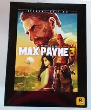 Collector's edition Max payne 3 ps3