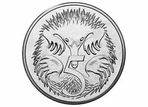 2018  Australia  ** 5  CENT UNCIRCULATED COIN **  Ex RAM BAG.