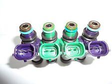 2.0L Protege Protege5 Genuine Bosch Fuel Injector Set