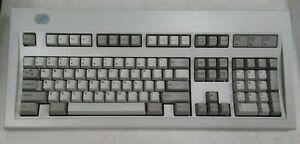 NEW 1992 IBM Model M CLICKY buckling spring keyboard 1391401 no box or cable