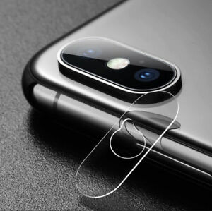 BACK CAMERA LENS PROTECTOR TEMPERED GLASS LENS FOR IPHONE X/XS/XR/XSMAX/7/8PLUS