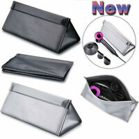 NEW Leather Travel Cover Case Storage Gift Bag For Dyson Supersonic Hair Dryer