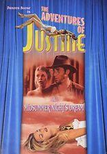 The Adventures Of Justine Midsummer Nights Dream: Brand NEW Still SEALED! RARE!