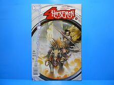 FOUR HORSEMEN #3 of 4 2000 DC Vertigo (V2K) Uncertified ROBERT RODI-w E. RIBIC-a
