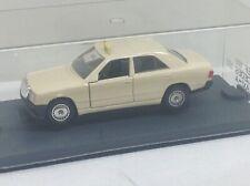 Mercedes 190 E W 201 Taxi 1:43 >>> unbespielt <<< 2.0 Solide 2.3 Verem 2.6