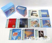 DIRE STRAITS / JAPAN Mini LP SHM-CD x 9 titles + PROMO BOX Set!!