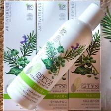 Styx KRÄUTERGARTEN BASIC Aktiv-Shampoo Bio-Coffein 200ml vegan Naturkosmetik bio