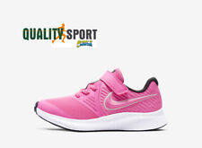 Nike Star Runner 2 Fucsia Scarpe Shoes Bambina Sportive Running AT1801 603 2020