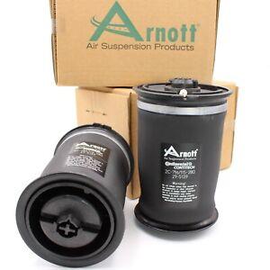 2x Arnott Luftfeder Luftfederung Federbalg hinten BMW X5 E70 X6 E71 E72