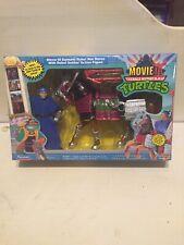1992 Teenage Mutant Ninja Turtles 3 SAMURAI REBEL WAR HORSE SOLDIER Playmates