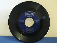 LITTLE EVA WHERE DO I GO? & KEEP YOUR HANDS OFF MY BABY VINTAGE 45 RPM RECORD
